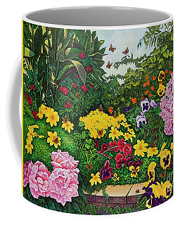 Flower Garden Xii Coffee Mug