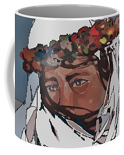 Flower Girl 3 Coffee Mug