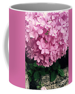 Flower In Color Coffee Mug