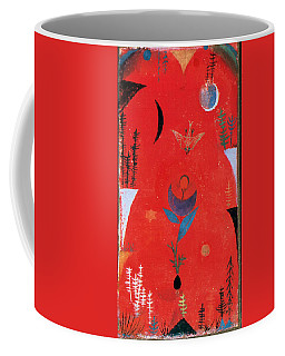Flower Myth Coffee Mug by Paul Klee