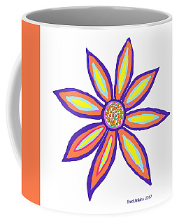 Flower Of Joy Coffee Mug
