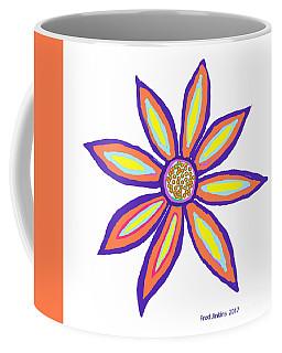 Flower Of Joy Coffee Mug