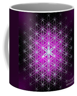 Flower Of Life Basic Coffee Mug