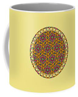 Flower Pinwheels Coffee Mug