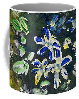 Flower Play Coffee Mug