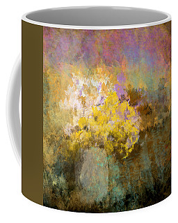 Flower Pot Coffee Mug by Jessica Wright
