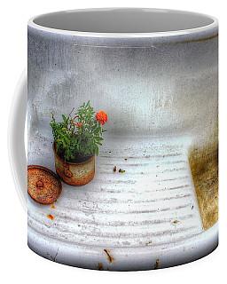 Flower Pot And Sink Coffee Mug