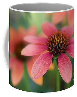 Flower Power Coffee Mug by Debbie Green