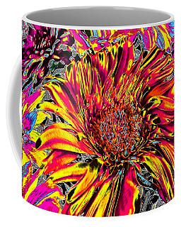 Flower Power II Coffee Mug