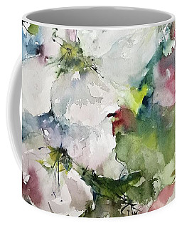 Flower Series 2017 Coffee Mug by Robin Miller-Bookhout