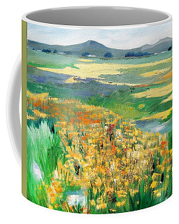 Flower Show Coffee Mug