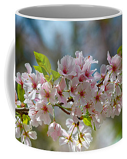 Flower Spray Coffee Mug