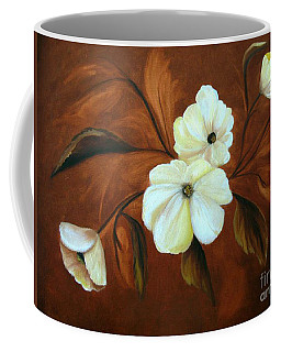 Flower Study Coffee Mug