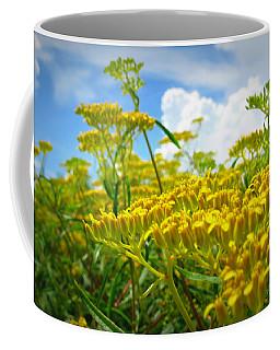 Flower Tops Coffee Mug