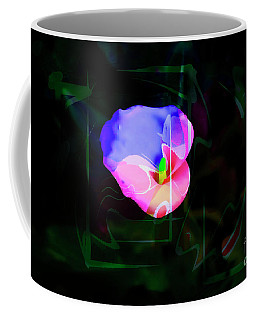 Coffee Mug featuring the photograph Flower Wower by Al Bourassa