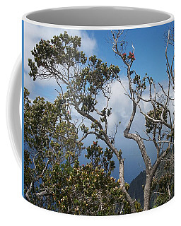 Flowering Branches Coffee Mug