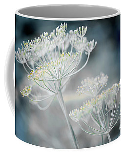 Coffee Mug featuring the photograph Flowering Dill Clusters by Elena Elisseeva
