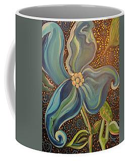 Flowering Dogwood Coffee Mug by John Keaton