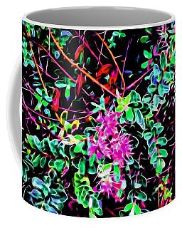 Flowering In Abstract 5 Coffee Mug