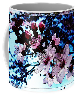 Flowering Of The Plum Tree 7 Coffee Mug