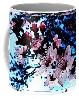 Flowering Of The Plum Tree 7 Coffee Mug