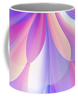 Flowering Pastel Coffee Mug
