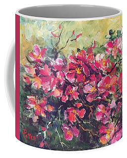 Flowering Quince Coffee Mug