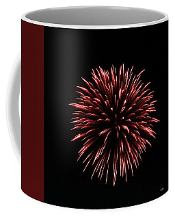 Flowering Thistle Coffee Mug