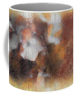 Flowers Abstract 1 Coffee Mug