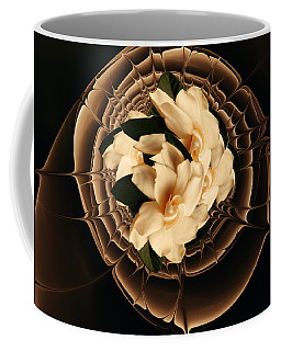 Flowers And Chocolate Coffee Mug