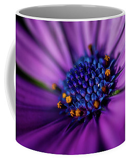 Coffee Mug featuring the photograph Flowers And Sand by Darren White