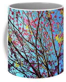 Flowers And Trees Coffee Mug