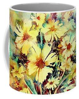 Flowers Are The Sweetest Things Coffee Mug