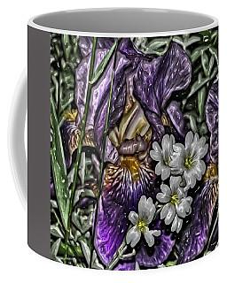 Flowers By Artful Oasis 4 Coffee Mug