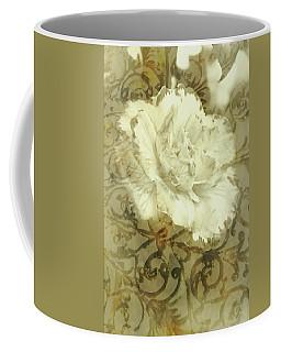 Flowers By The Window Coffee Mug
