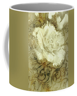 Flowers By The Window Coffee Mug by Jorgo Photography - Wall Art Gallery