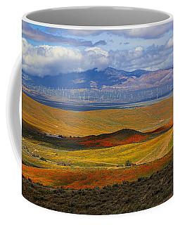 Flowers Carpet Coffee Mug by Viktor Savchenko