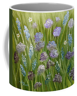 Flowers Field Coffee Mug