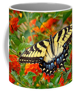Flowers For Butterflies Coffee Mug