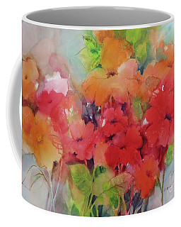 Flowers For Peggy Coffee Mug
