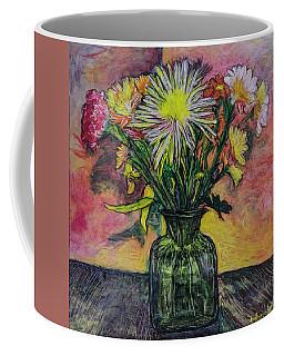 Flowers For The Artist 2 Coffee Mug