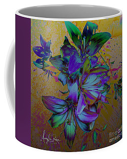 Flowers For The Heart Coffee Mug