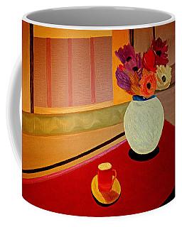 Flowers For Tuesday Coffee Mug