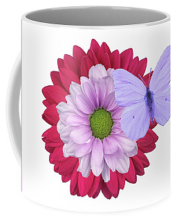 Flowers-gerbera  Coffee Mug