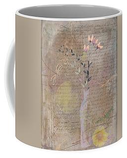 Flowers In A Vase Coffee Mug