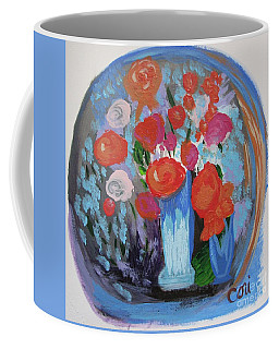 May Flowers Coffee Mug