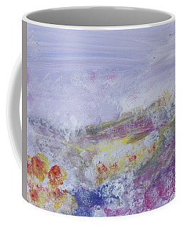 Flowers In The Ether Coffee Mug