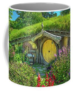 Flowers In The Shire Coffee Mug