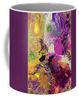 Flowers Of The Cosmic Sea Coffee Mug