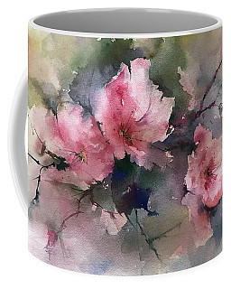 Flowers Coffee Mug by Robin Miller-Bookhout